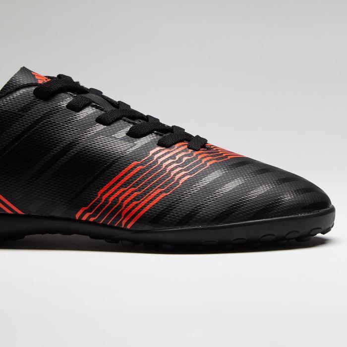 Chaussure de futsal enfant Nemeziz Tango 17.4 rouge noire - 1276941