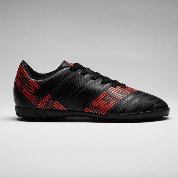 Hallenschuhe Futsal Fußball Nemeziz Tango 17.4 Kinder rot/schwarz