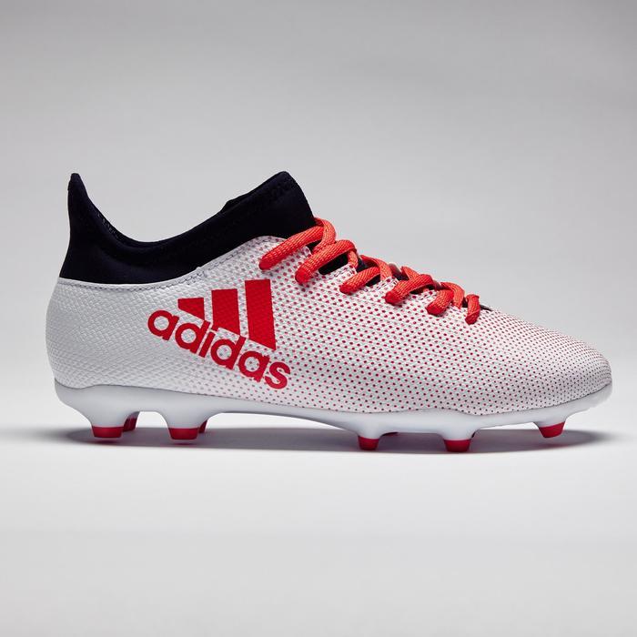 Chaussure de football enfant X 17.3 FG blanche - 1276953