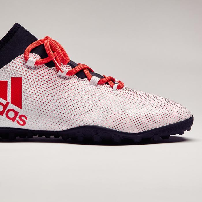 Chaussure de football enfant X 17.3 FG adulte blanche - 1276954