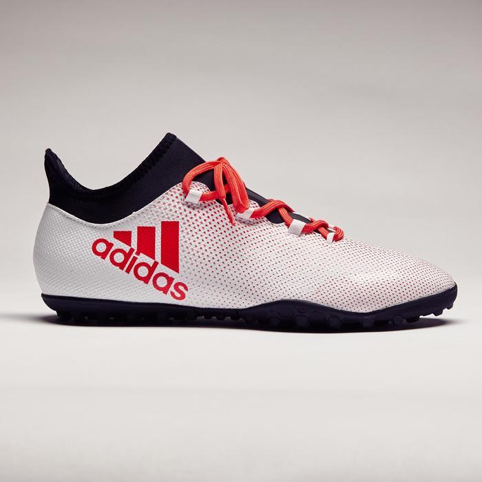 Chaussure de football enfant X 17.3 FG adulte blanche - 1276957