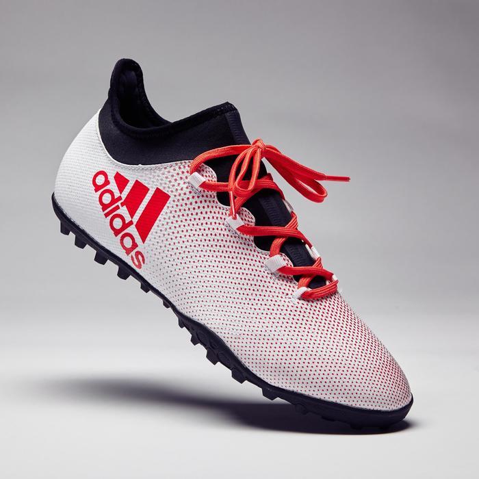 Chaussure de football enfant X 17.3 FG adulte blanche - 1276959
