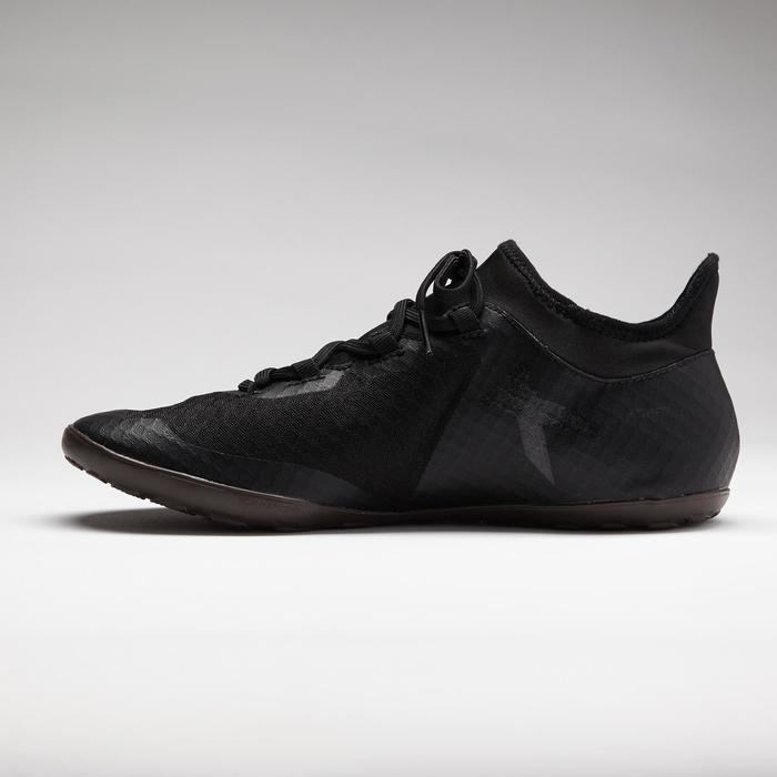 Zaalvoetbalschoen volwassenen X Tango 17.3 zwart