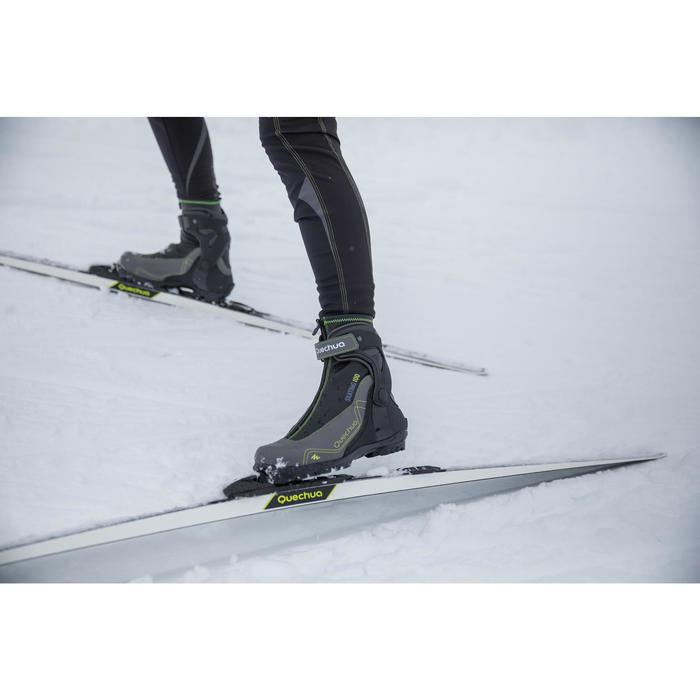 Ski de fond skate sport Skate 100 NNN - 1277013