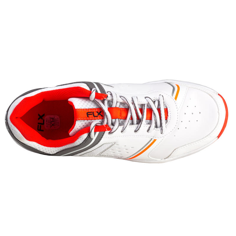 JR Cricket shoes, CS 300 orange