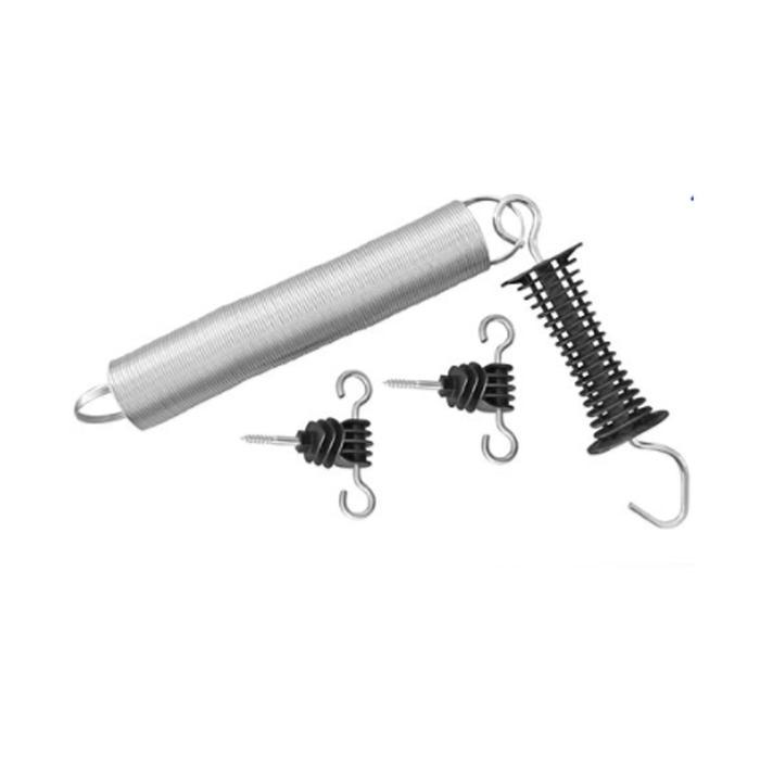 Kit de fermeture à ressort 1 poignée et 2 isolateurs - 1277108