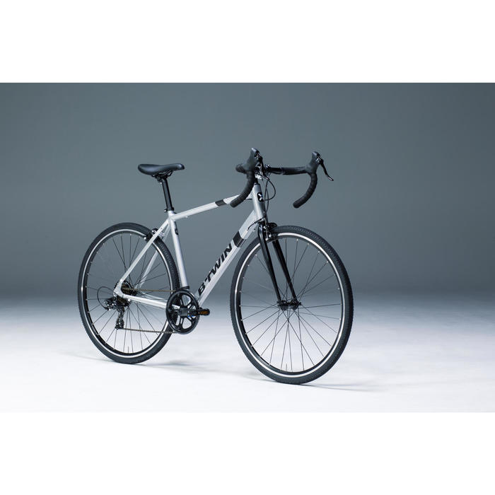 VELO ROUTE TRIBAN 100 GRIS - 1277195