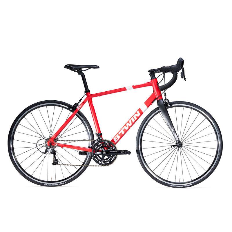 Шоссейные велосипеды CYCLING Велоспорт - Шоссейный велосипед RC500 B'TWIN - Семьи и категории