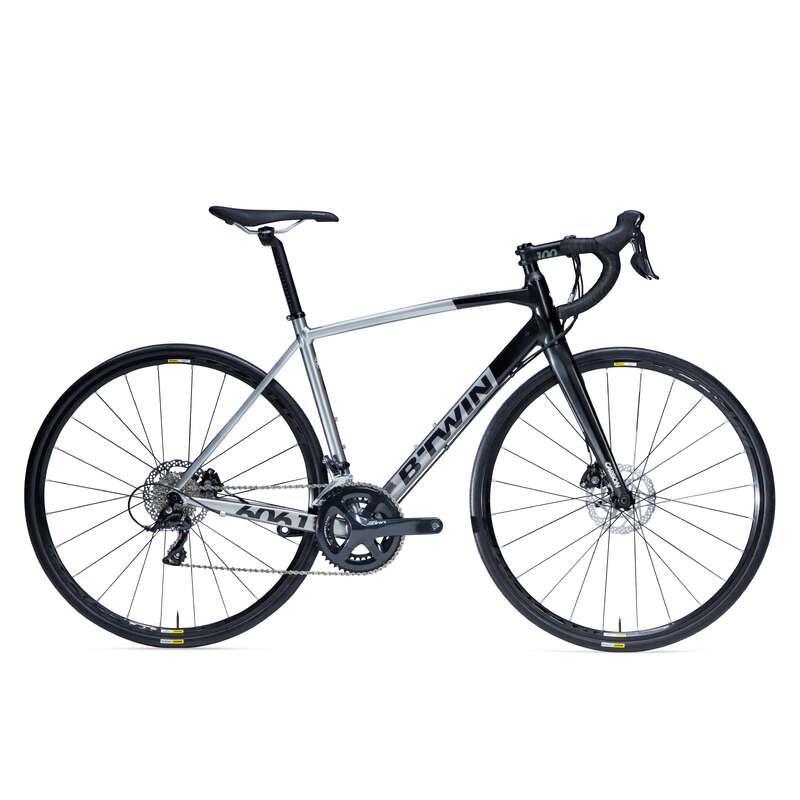 FÉRFI ORSZÁGÚTI KERÉKPÁROK - Ultra 500 országúti kerékpár VAN RYSEL