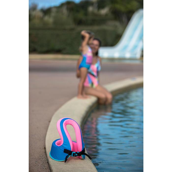 Zwemvest Swimvest+ blauw roze