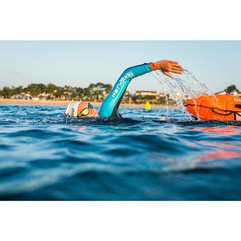 Combinaison de natation néoprène OWS500 2,5/2 mm femme eau tempérée