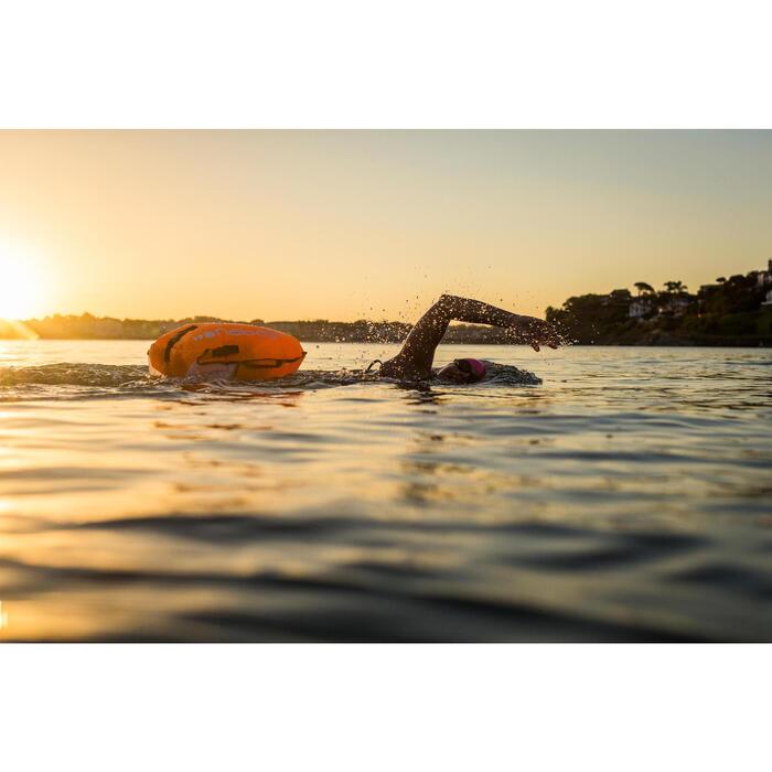 Bouée de natation nage en eau libre OWS 500 - 1277334