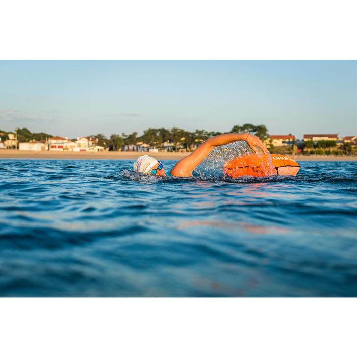 Bouée de natation nage en eau libre OWS 500 - 1277343