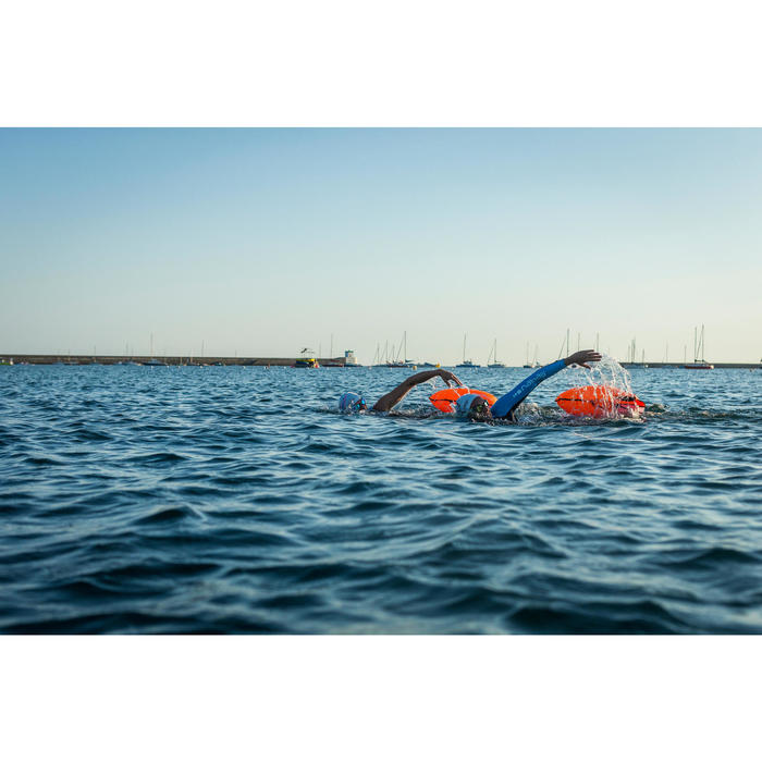 Bouée de natation nage en eau libre OWS 500 - 1277346