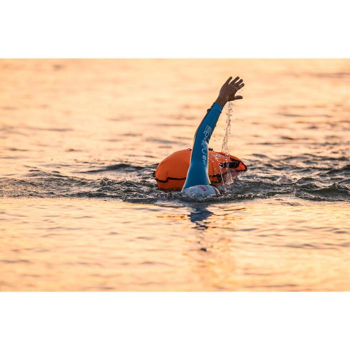 Bouée de natation nage en eau libre OWS 500 - 1277349
