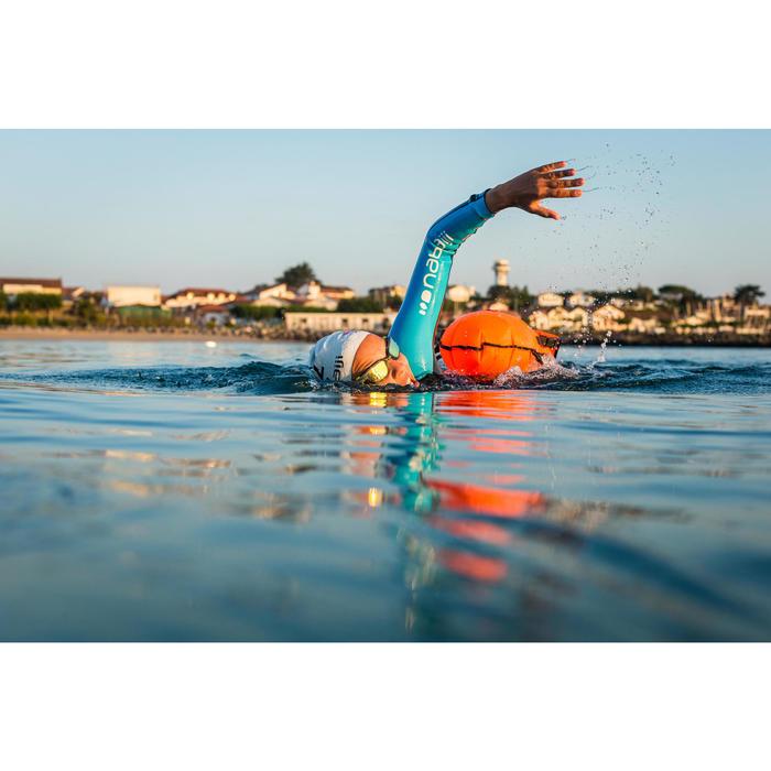 Combinaison de natation néoprène OWS500 2,5/2 mm femme eau tempérée - 1277352