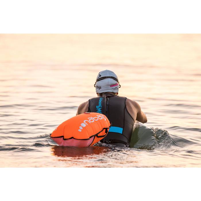 Mouwloze neopreen dames wetsuit OWS 500 2,5/2 mm gematigd warm water