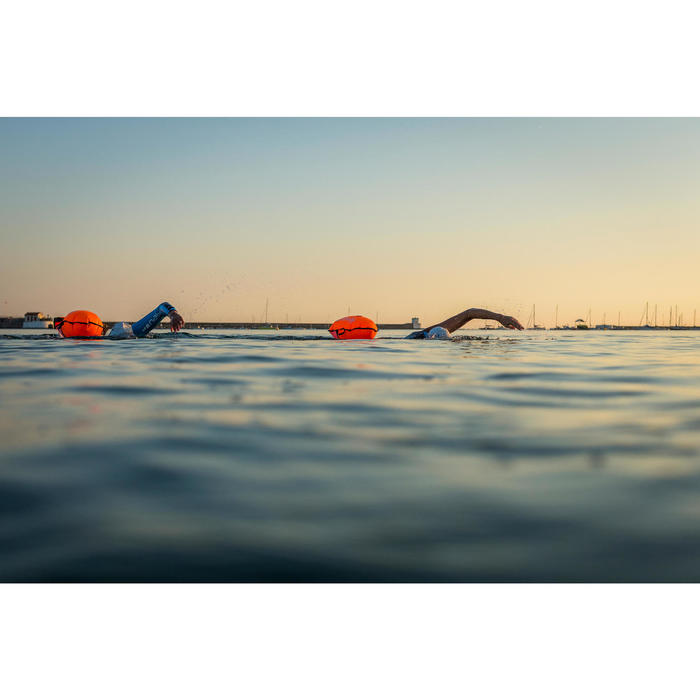 Bouée de natation nage en eau libre OWS 500 - 1277359