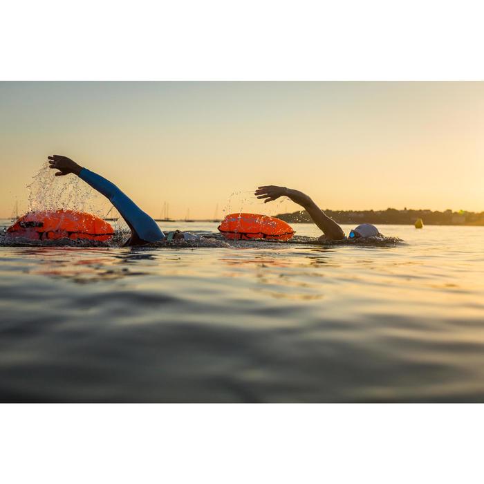 Bouée de natation nage en eau libre OWS 500 - 1277366