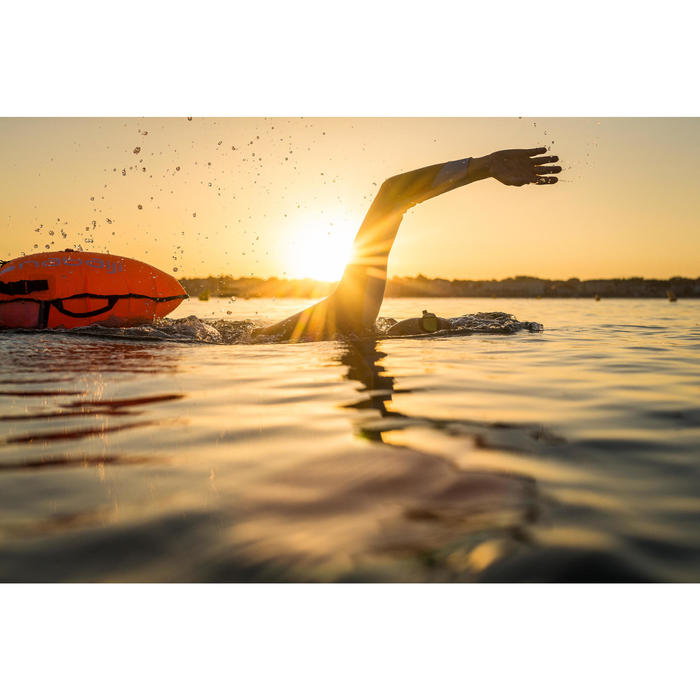 Bouée de natation nage en eau libre OWS 500 - 1277369
