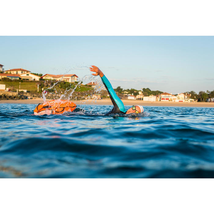 Bouée de natation nage en eau libre OWS 500 - 1277371