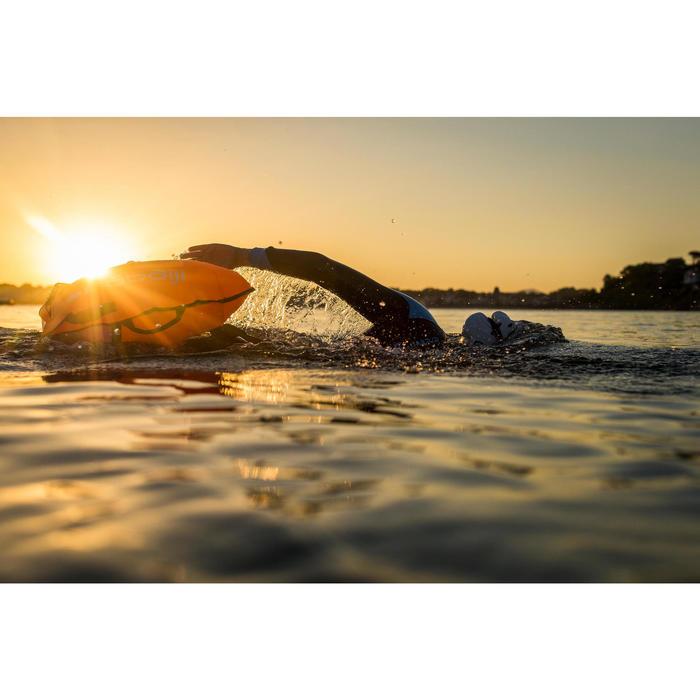 Neopreen wetsuit voor zwemmen in open water dames OWS 2/2 mm Glideskin