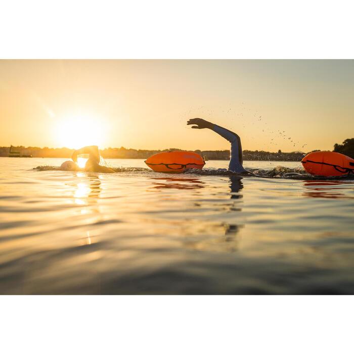 Bouée de natation nage en eau libre OWS 500 - 1277388