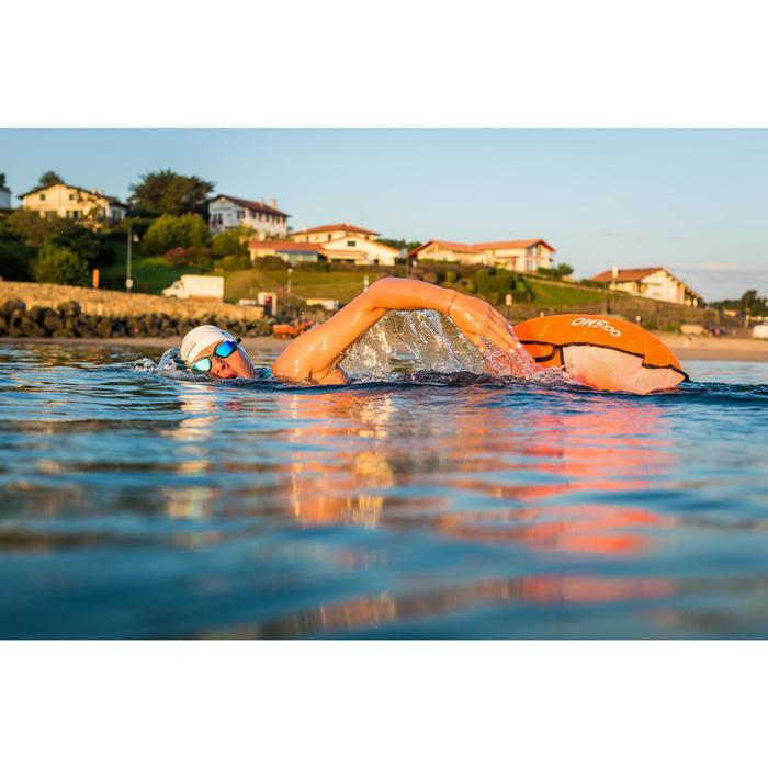 Bouée de natation nage en eau libre OWS 500 - 1277389