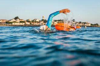 公開水域游泳