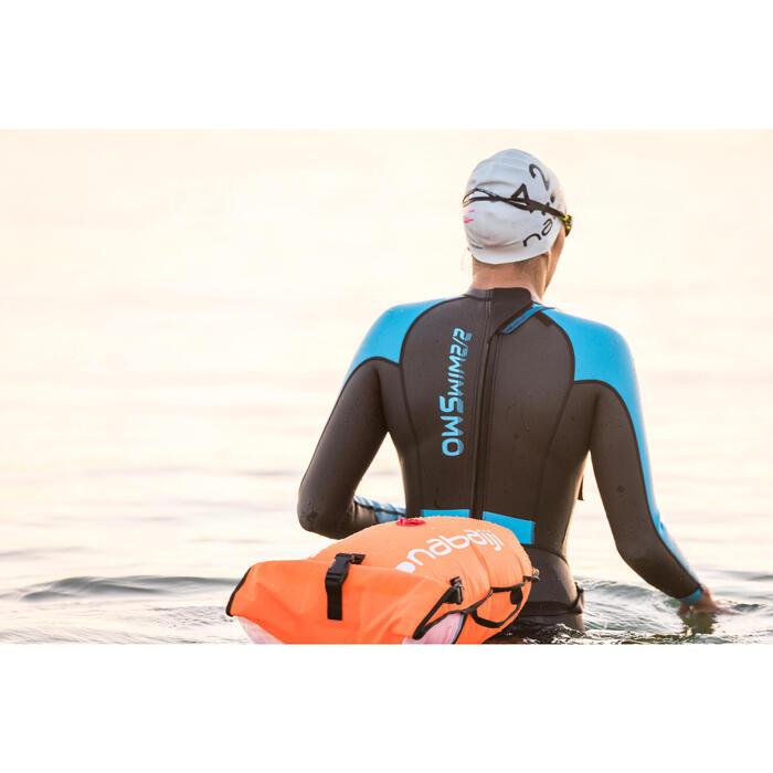 Combinaison de natation néoprène OWS500 2,5/2 mm femme eau tempérée - 1277394