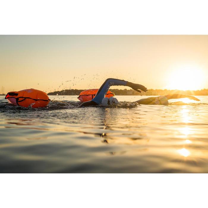 Bouée de natation nage en eau libre OWS 500 - 1277395