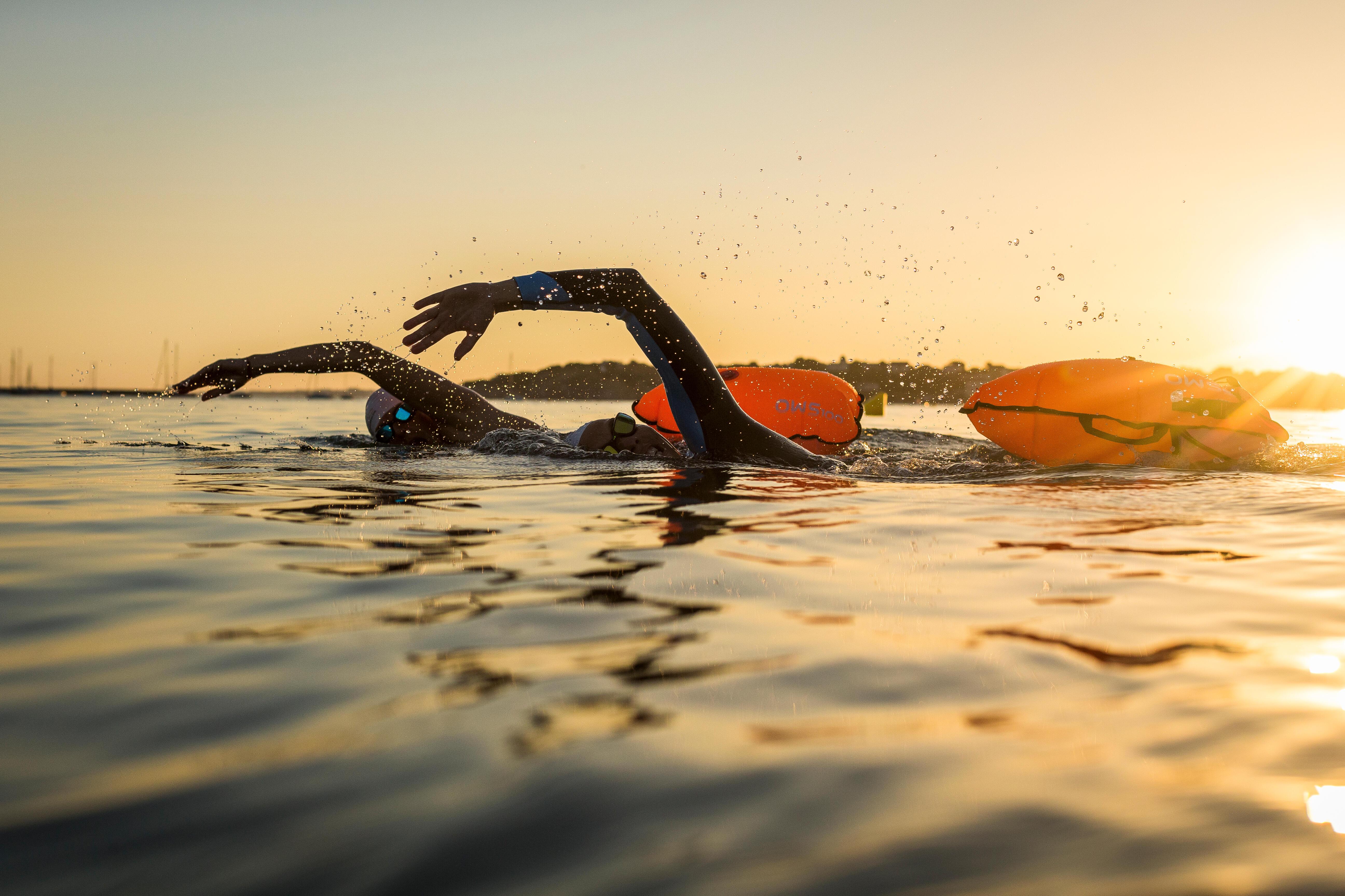 nage-eau-libre-securite-debuter