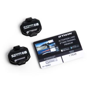 B'TWIN Capteur vitesse et cadence BT & ANT+