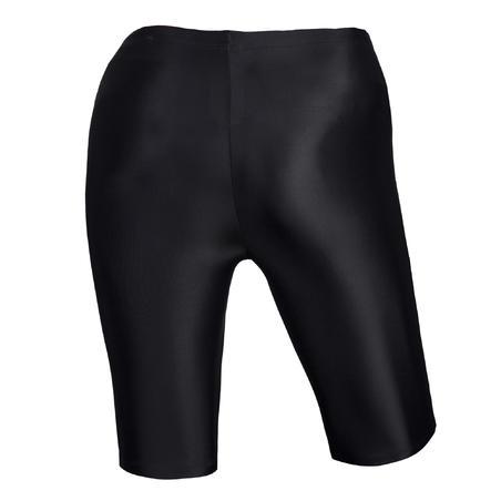 One Boys' Jammer Swim Shorts - Black