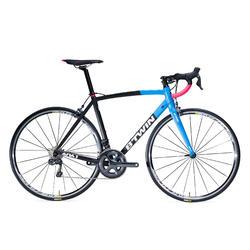 Racefiets Ultra 940 AF zwart/blauw DI2
