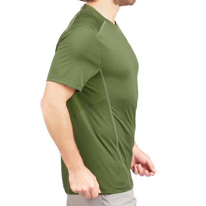 Tee Shirt Randonnée montagne MH500 manches courtes homme - 1277867