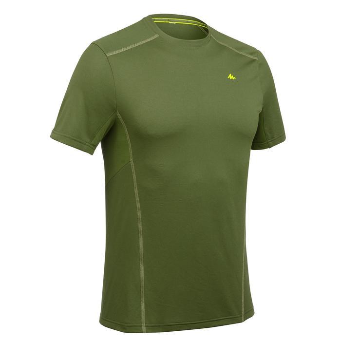 Tee Shirt Randonnée montagne MH500 manches courtes homme - 1277878