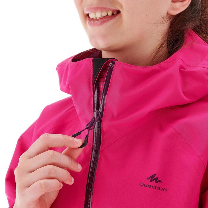 Veste de randonnée enfant Hike 900 bleue - 1278057
