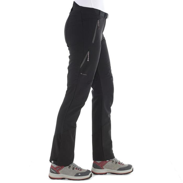 Pantalon de randonnée neige femme SH500 x-warm stretch - 1278074