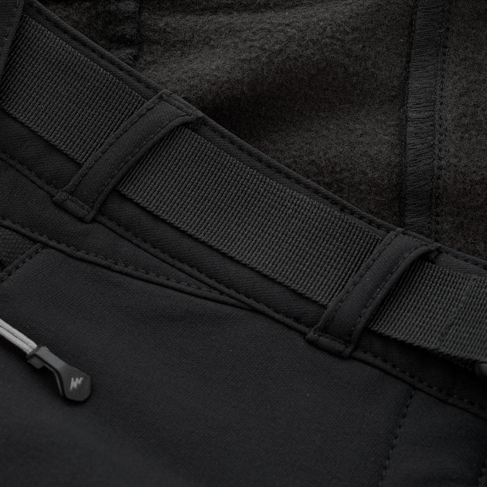 Pantalon de randonnée neige femme SH500 x-warm stretch - 1278080