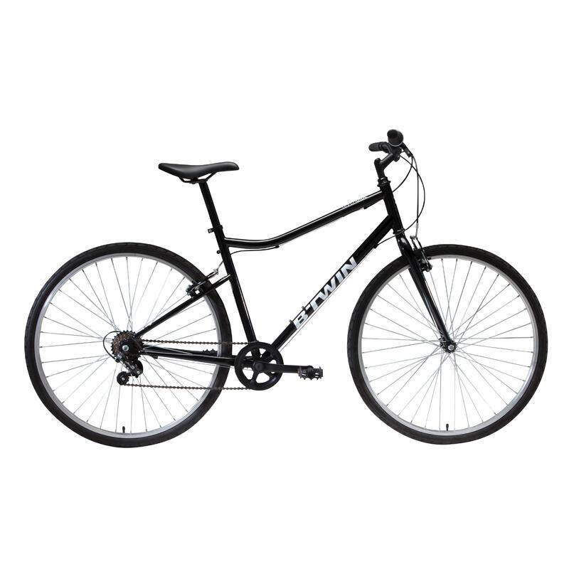 Hibrit Bisiklet - 28 Jant - Siyah - RIVERSIDE 100