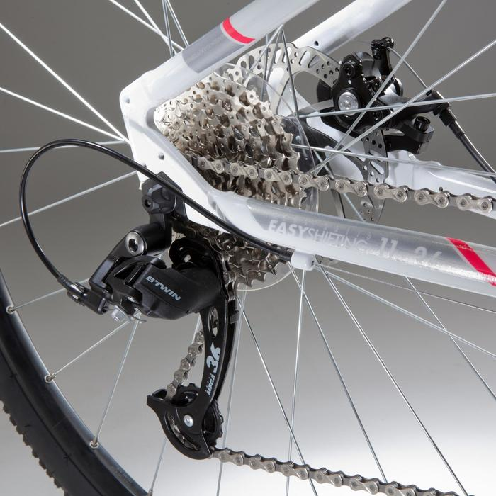 Cross Bike 28 Zoll Riverside 500 Alu weiß