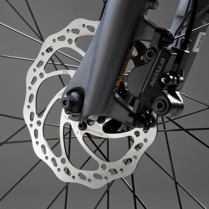 Hybride fiets Riverside 900