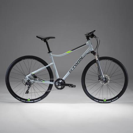 Riverside 900 Hybrid Bike Decathlon