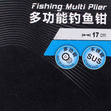 FISHING MULTI PLIERS 17 CM