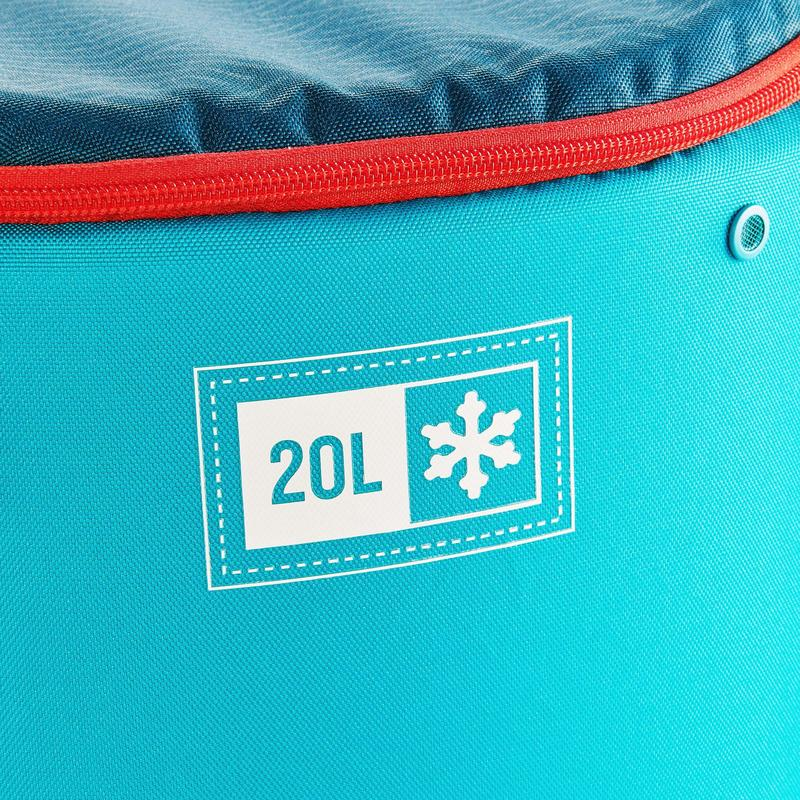 COMPACT COOLER FOR CAMPING/WALKING - 20 LITRES