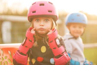 Como escolher um capacete para patins?