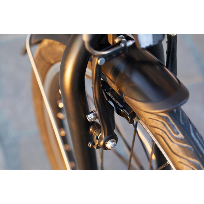 E-Bike Faltrad Tilt 500 schwarz