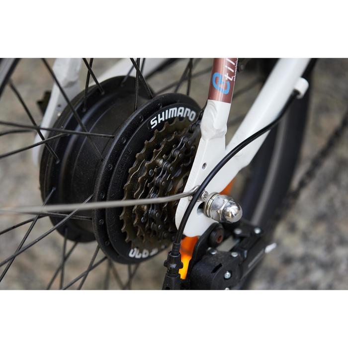 "E-Bike Faltrad Klapprad 20"" Tilt 500E weiß"
