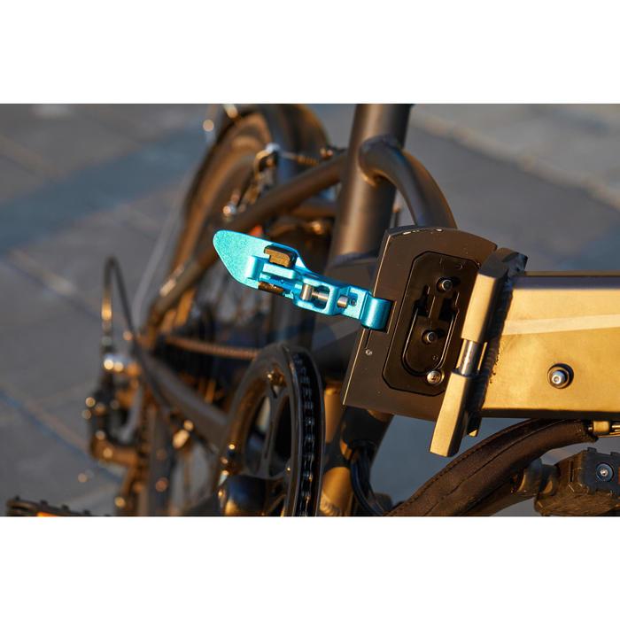 E-Bike Faltrad Klapprad 20 Zoll Tilt 500E schwarz